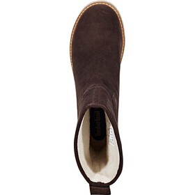 Timberland Chamonix Valley WP Laarzen Dames, Dark Brown Suede